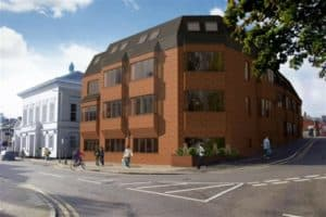 apartment block conversion
