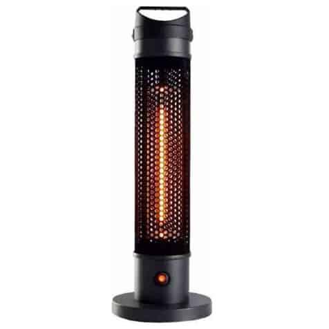 Herschel Havana 800 Watt portable infrared patio heater