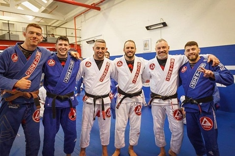 Heizung Kampfkunstschule