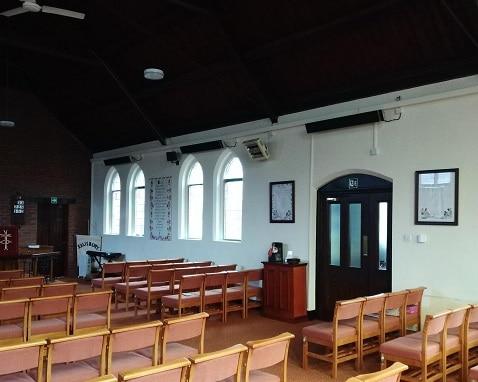 kirchliche Heizsysteme
